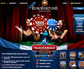jeux du casino Eurofortune